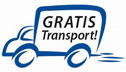 gratis transport notitieblokken
