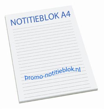 notiotieblok -A4